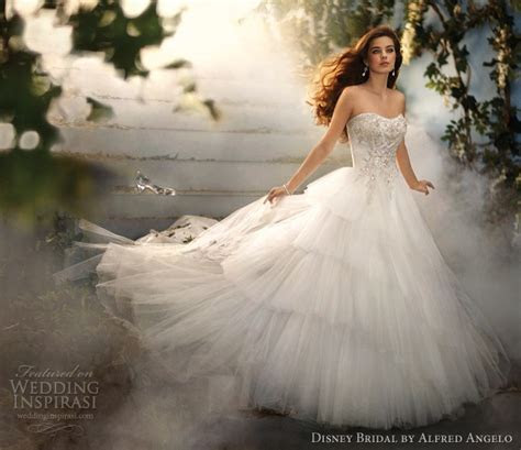 Disney Fairy Tale Weddings by Alfred Angelo 2012