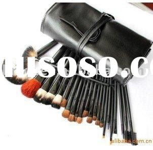 Wholesale supply of 24 professional makeup brush sets