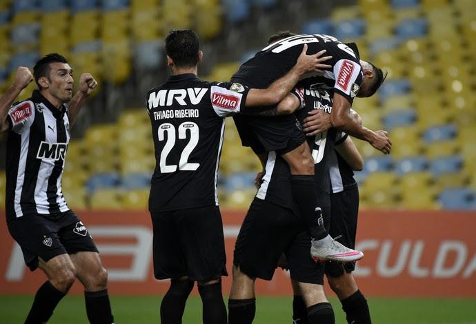 Atlético-MG x Vasco (Foto: André Durão)