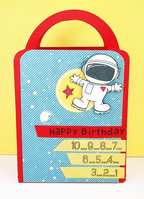 Birthday Countdown Giftbag