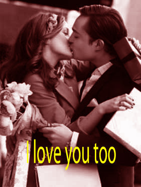 Blair Chuck Images I Love You Too Wallpaper And Background Photos