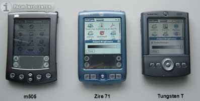 Zire 71 Review