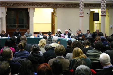 Dublin judges panel
