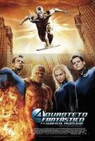 FANTASTIC 4: RISE OF THE SILVER SURFER
