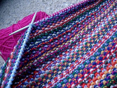 cushion 1 - progress