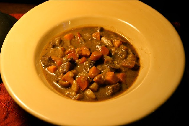 organic, easy beef stew