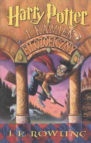 Harry Potter i Kamień Filozoficzny - Joanne Kathleen Rowling
