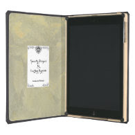 Specially Designed Metallic Plaster Case For iPad Air