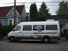 Honk If You Love Elvis
