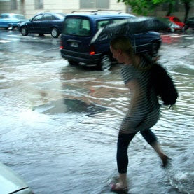 Floods in Argentina