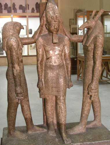 horus-and-set ramses