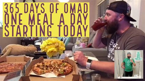 days  omad  meal  day starting today youtube