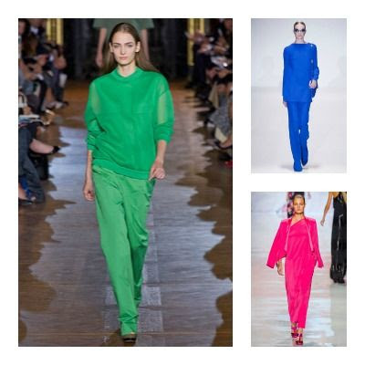 Spring 2013 - Monochromatic Color