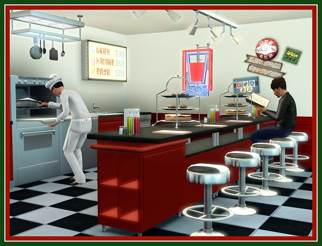 Eat & Get Gas - Interior 03