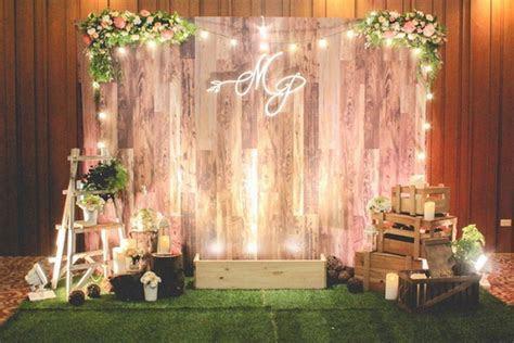 Photobooth Wedding Backdrop Ribbon Ideas ? OOSILE