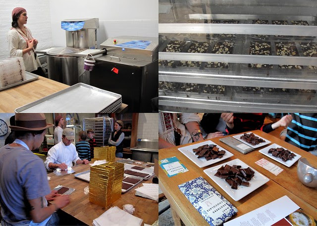 Mast Brothers Chocolate Factory Tour