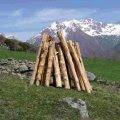Festa de les Falles a Isil d'Alt Àneu