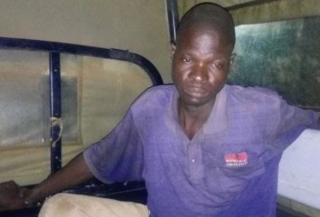 40-year-old man caught burying his mother alive over land dispute