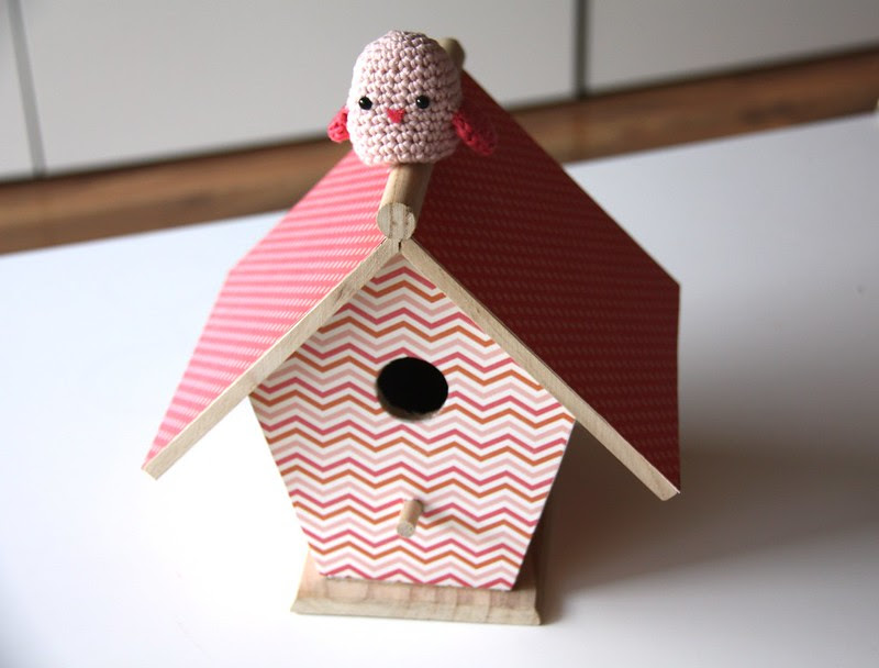 my own birdhouse