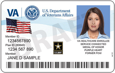 US Government Veterans Card Application - Security Guards ...
