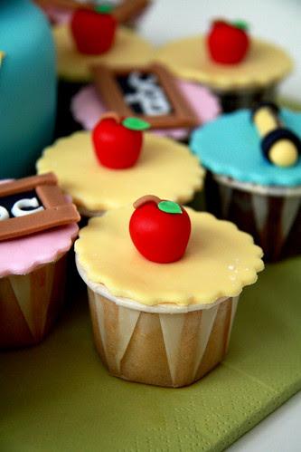 Cakes for a teacher :)
