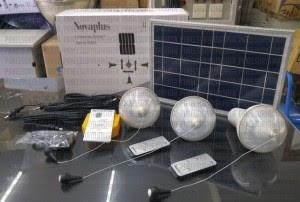 Paket Solar Cell Murah 3 Lampu oleh - lampuphilips.store