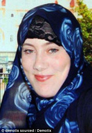 Samantha Lewthwaite, 29, otherwise known as the White Widow