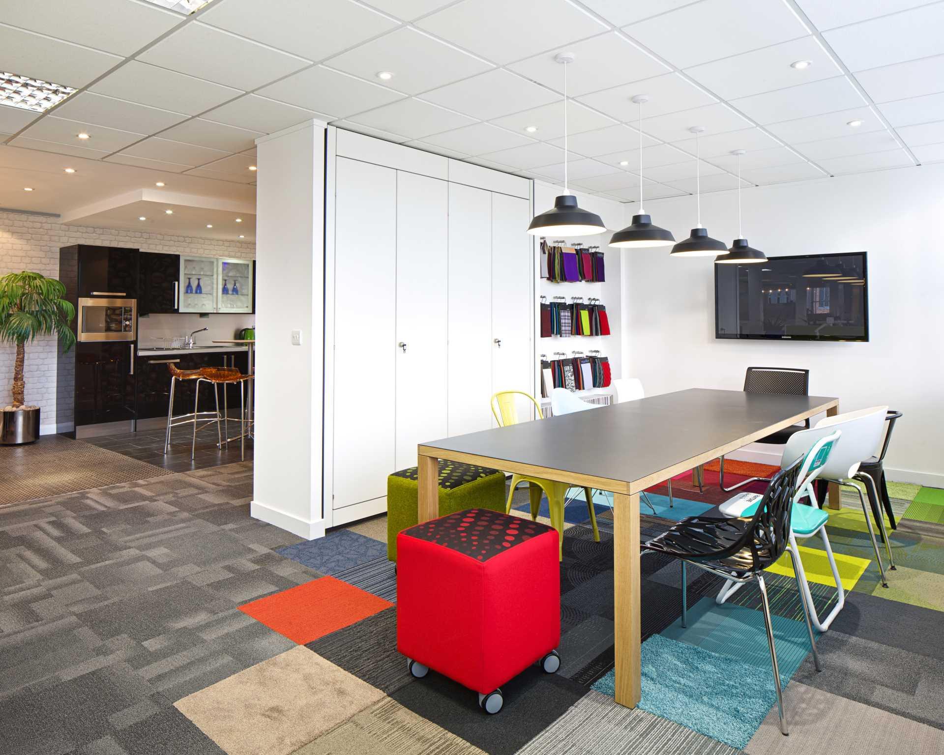 OP Interior Office Design Office Principles 2