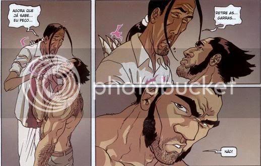 Wolverine impiedoso