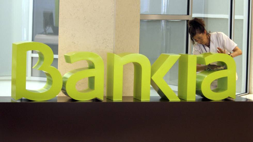 Spain's Bankia is 65% government-owned.