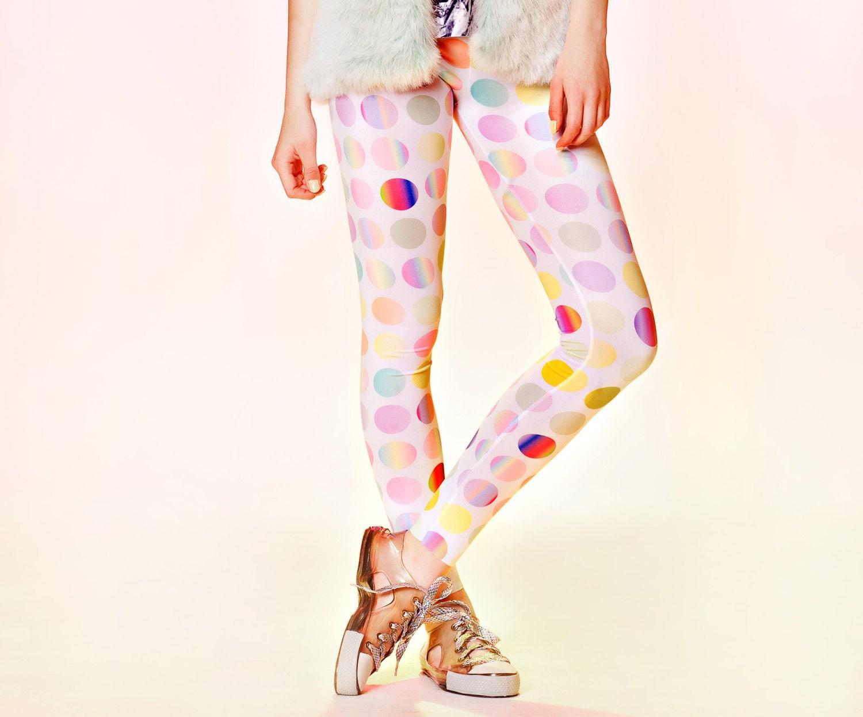 Bubble leggings