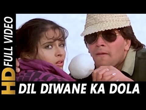 Dil Diwane Ka Dola Dildar Ke Liye Lyrics in Hindi/English - Kumar Sanu