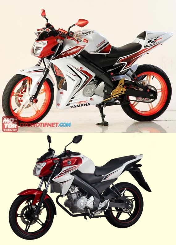 New Vixion Gp Modification Aktual Post
