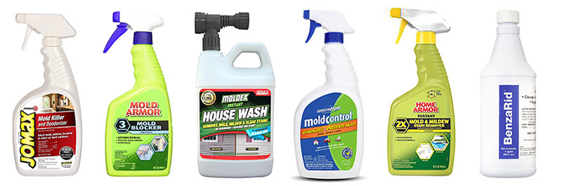 What is the Best Mold Killer Spray