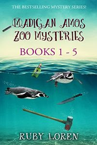 The Madigan Amos Zoo Mysteries by Ruby Loren