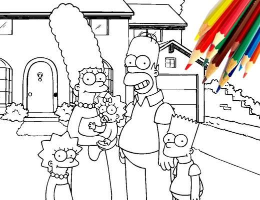 Juegos De Colorear Dibujos Gratis | Dibujos Para Colorear Online