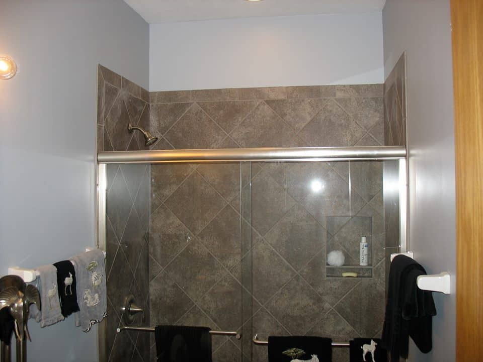 Bathroom Remodel Associated Siding And Remodeling Omaha Nebraska