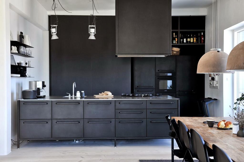 Decordemon An Open Apartment In The Center Of Copenhagen