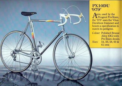 1984 Peugeot PX10DU UK