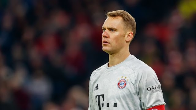 TRANSFER NEWS! See The Latest Update On Manuel Neuer's Transfer To Chelsea