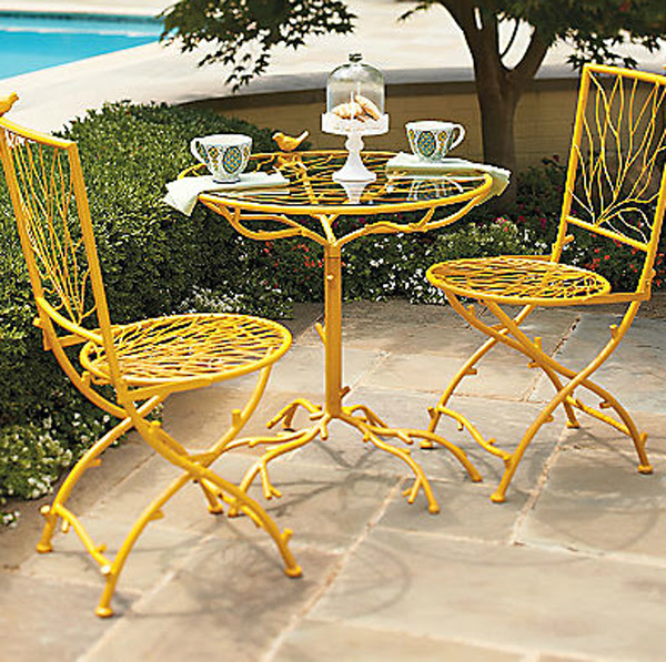 Top 10 Bistro Sets For Outdoor Small Space | Home Design And Interior