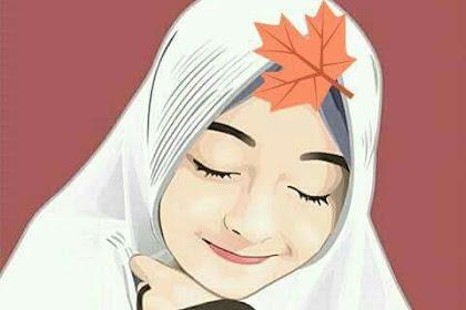 80 Koleksi Gambar Kartun Muslimah Dan Kata Bijak Gratis Terbaik