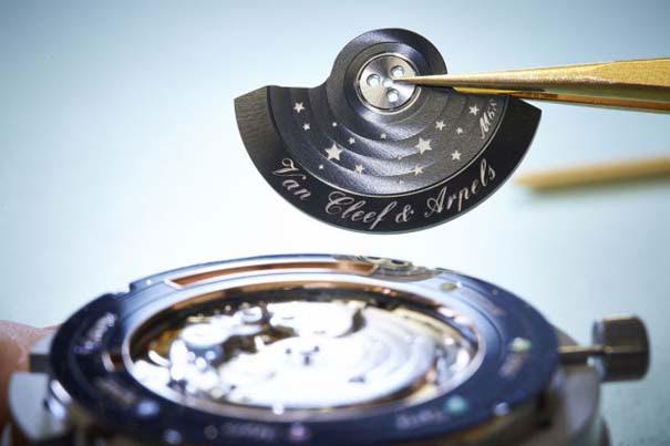 Ρολόι εμπνευσμένο από το πλανητικό σύστημα (7)