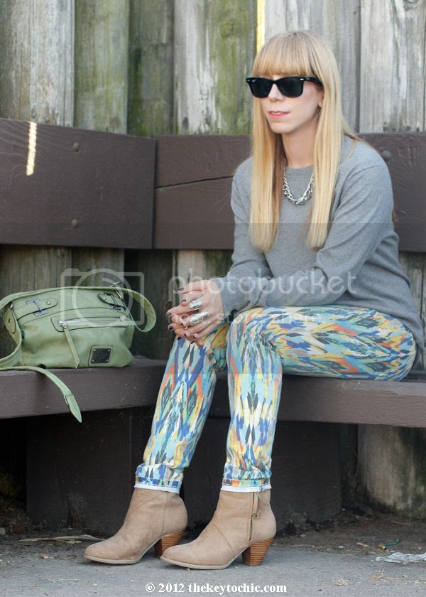 gray J Crew cashmere blend sweater, Current/Elliott multi arrow stiletto jeans, J. Crew sweater, southern California style, Los Angeles fashion blog