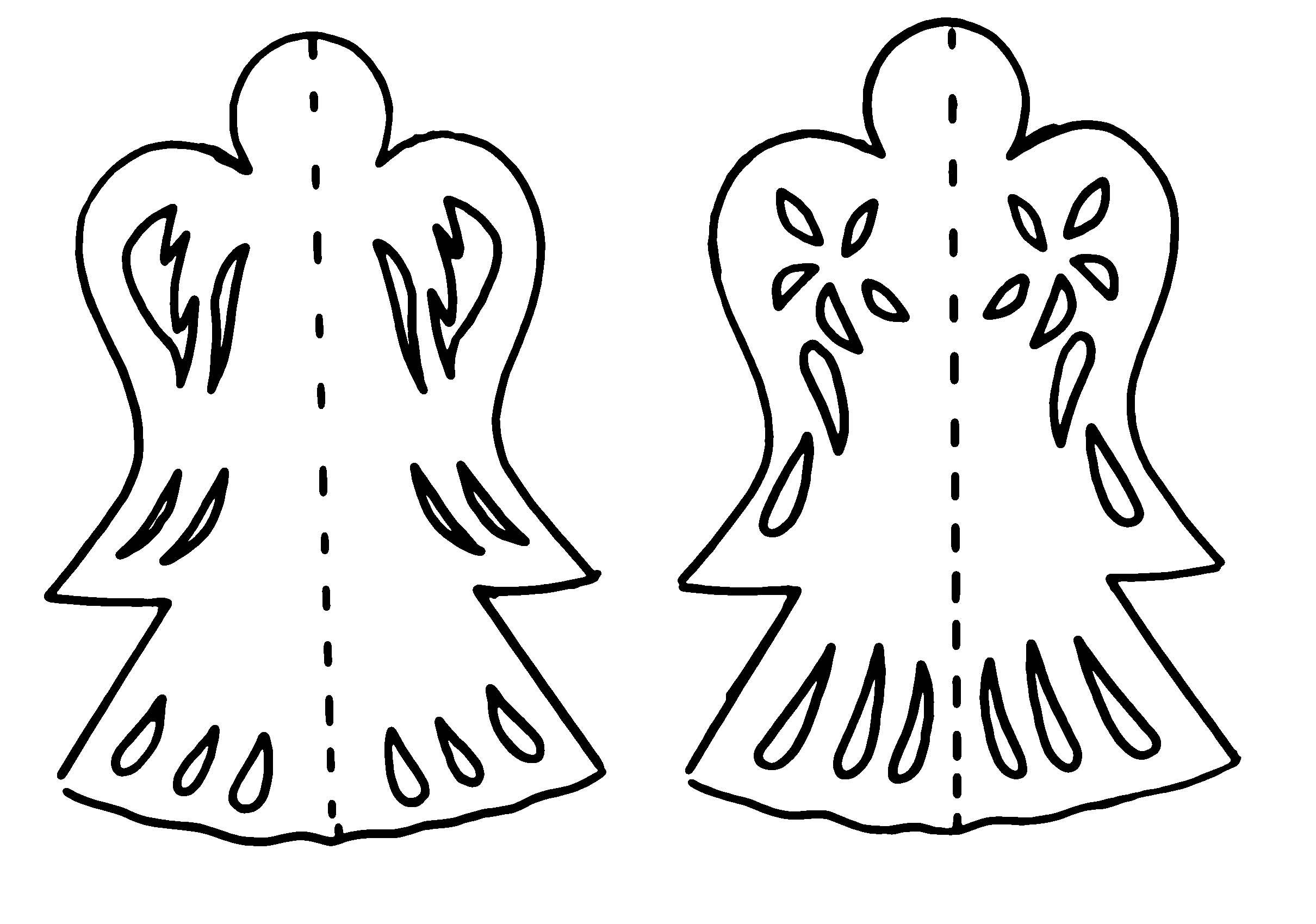 Angel template.