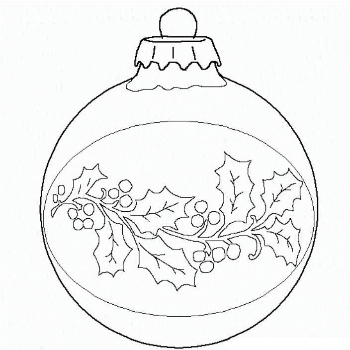 The Best Free Christmas Ornament Drawing Images Download From 14411