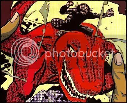 Dinossauro Demônio: A verdade