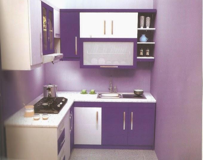 Ukuran Dapur Ideal Minimalis | Ide Rumah Minimalis
