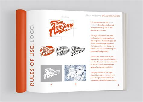 create  brand guidelines document  adobe indesign