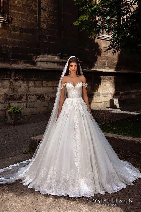 Crystal Design 2016 Wedding Dresses in 2019   Wedding